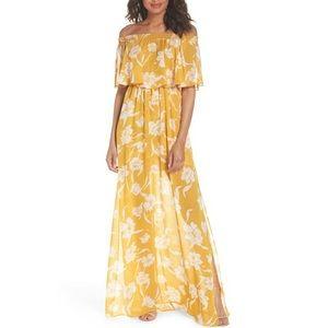 NWT Show Me Your MuMu Hacienda Maxi Dress